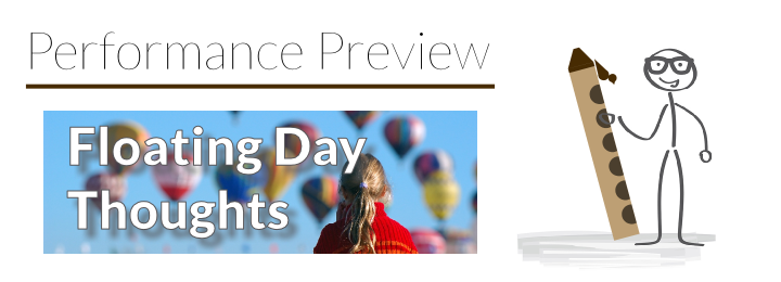 Performance Preview: Etude No. 4 – Floating Day Thoughts