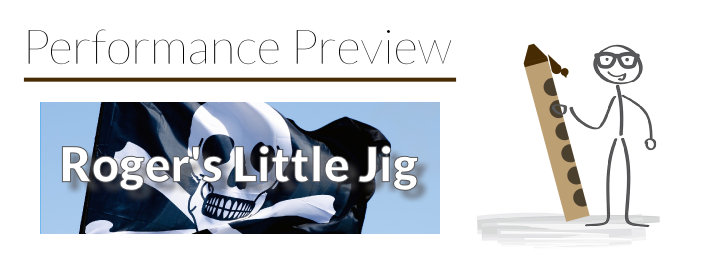 Performance Preview: Etude No. 6 – Roger's Little Jig