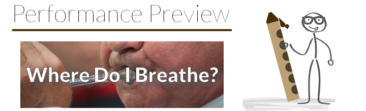Performance Preview: Etude No. 9 – Where Do I Breathe?