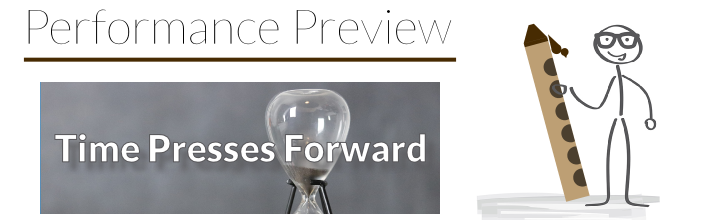 Performance Preview: Etude No. 13 – Time Presses Forward
