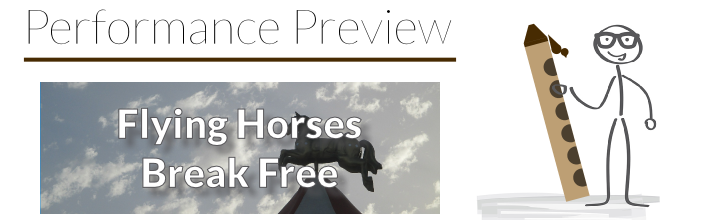 Performance Preview: Etude No. 25 – Flying Horses Break Free